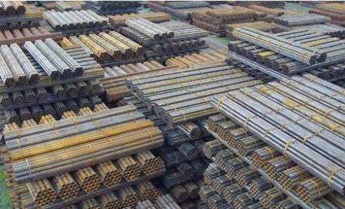 京北zui大钢材市场关停灵宝
